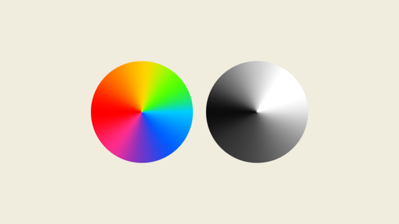 Inkscape create conical gradients