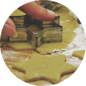 Cookie cutter example image