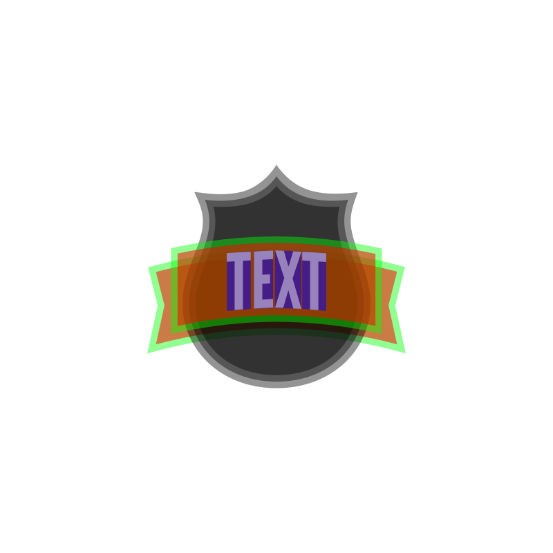 Use the Inkscape Envelope extension to transform text