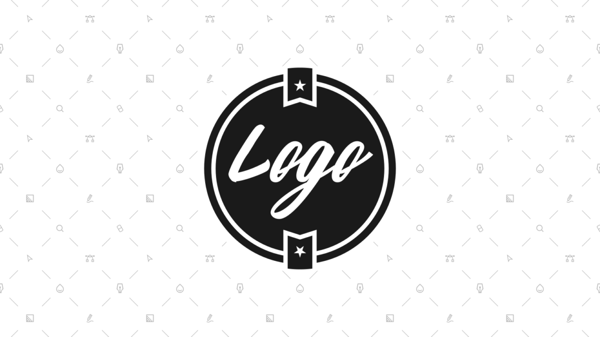 Logo design made with GIMP