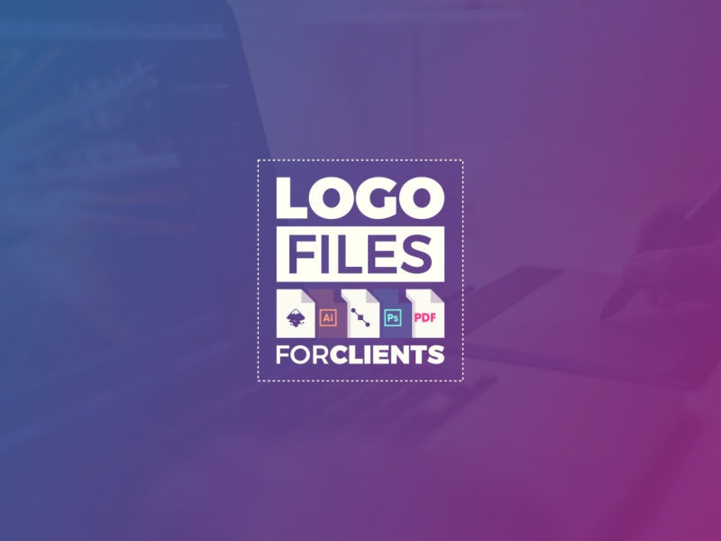 Logo files for clients