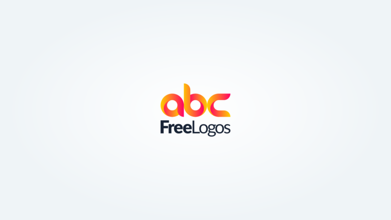 Alphabet logo design free download
