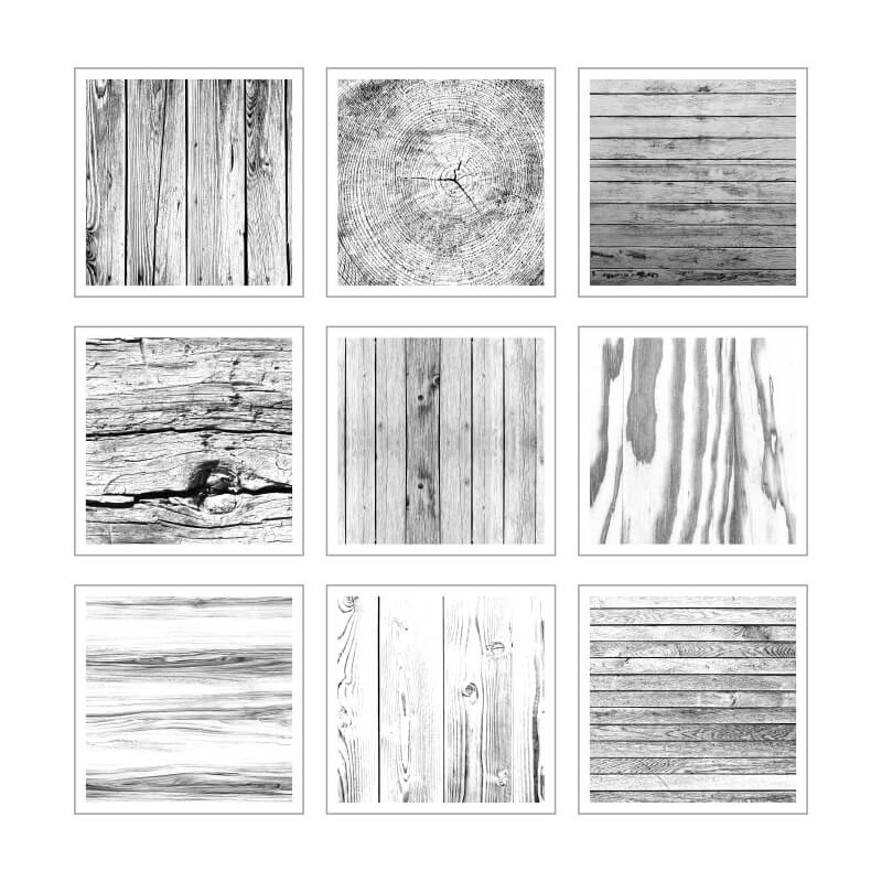 9 Free Wood Textures for Vector Design | Illustrator or Inkscape