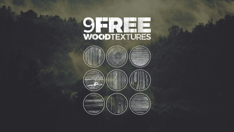 Free wood textures for vector design