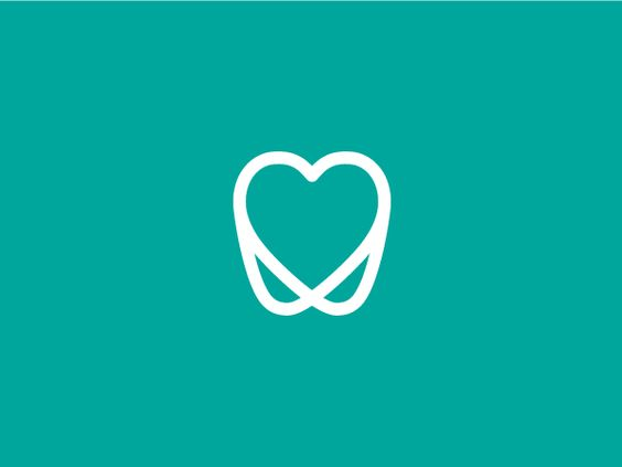 Heart tooth design