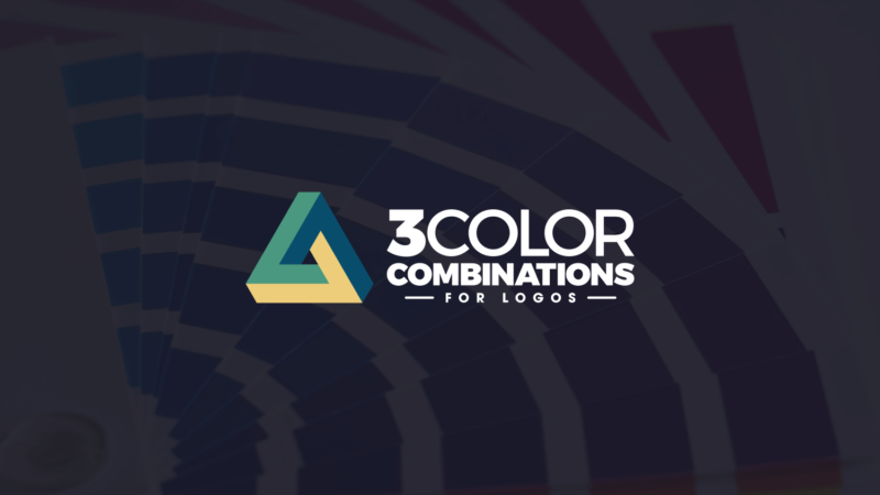 3 Color Combinations for Logos