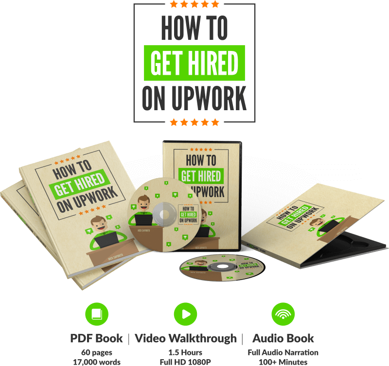 How To Get Hired On Upwork: Become A Freelance Designer