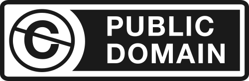 The public domain logo