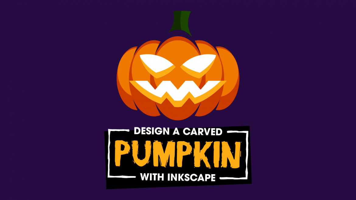 Inkscape pumpkin tutorial