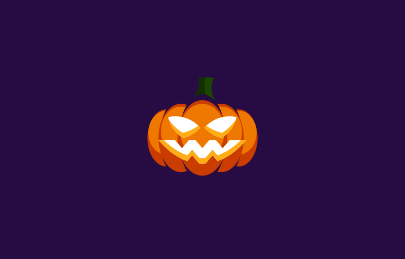 Free vector pumpkin design