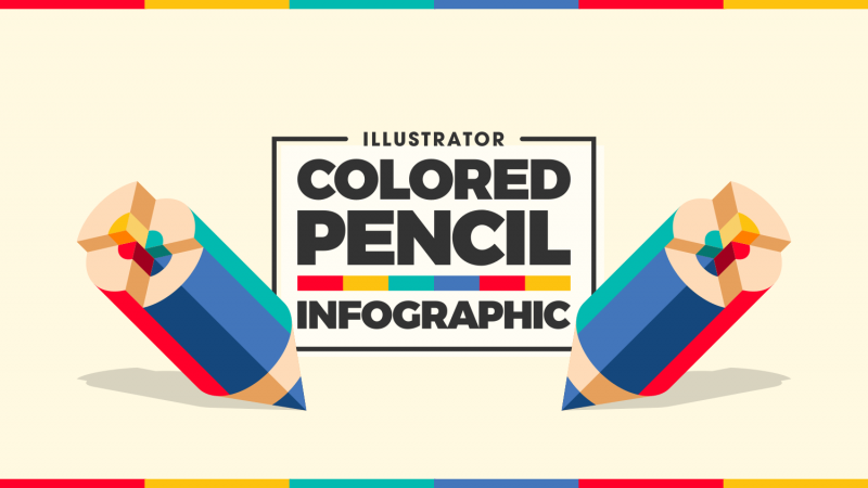 Illustrator infographic template