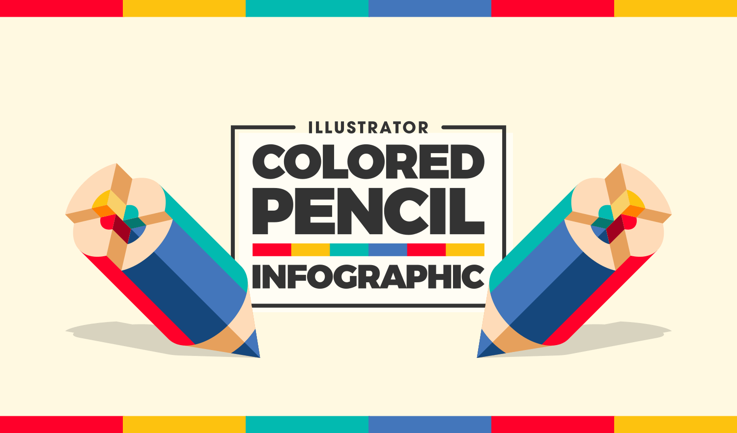 Illustrator Infographic Template: Free Download and Tutorial Video