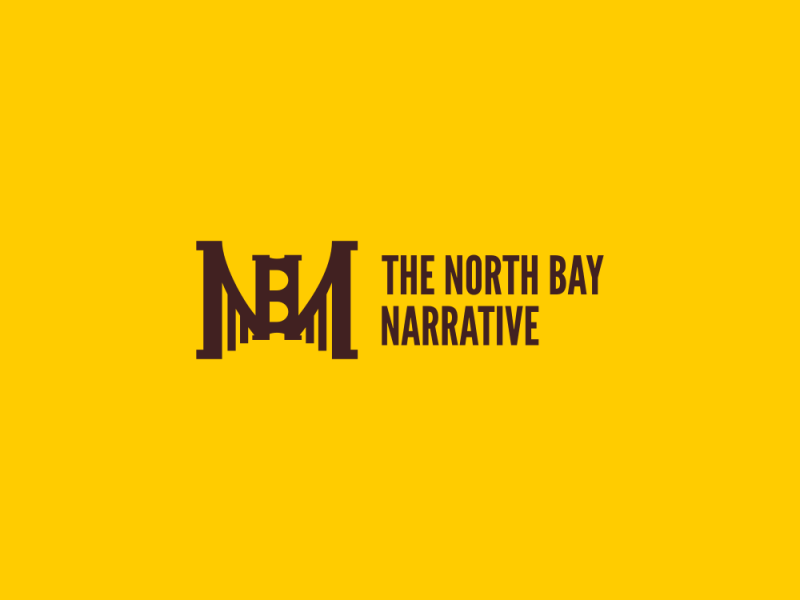 North Bay logo design