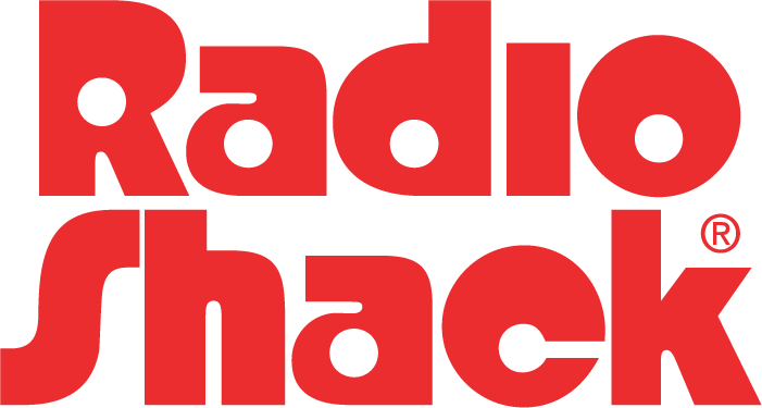 Old radio shack logo
