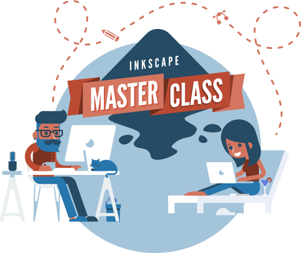 The Inkscape Master Class | 50+ Videos Explaining How