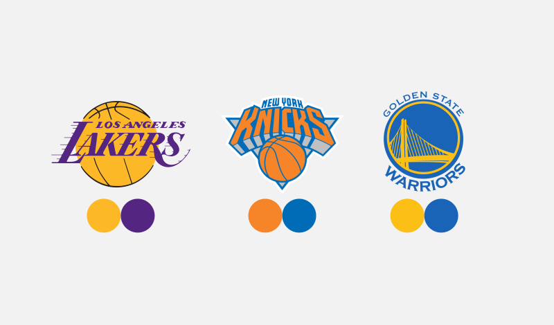 Logos that use 2 colors