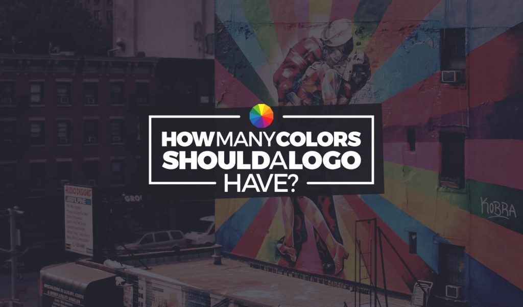How many colors a logo should have