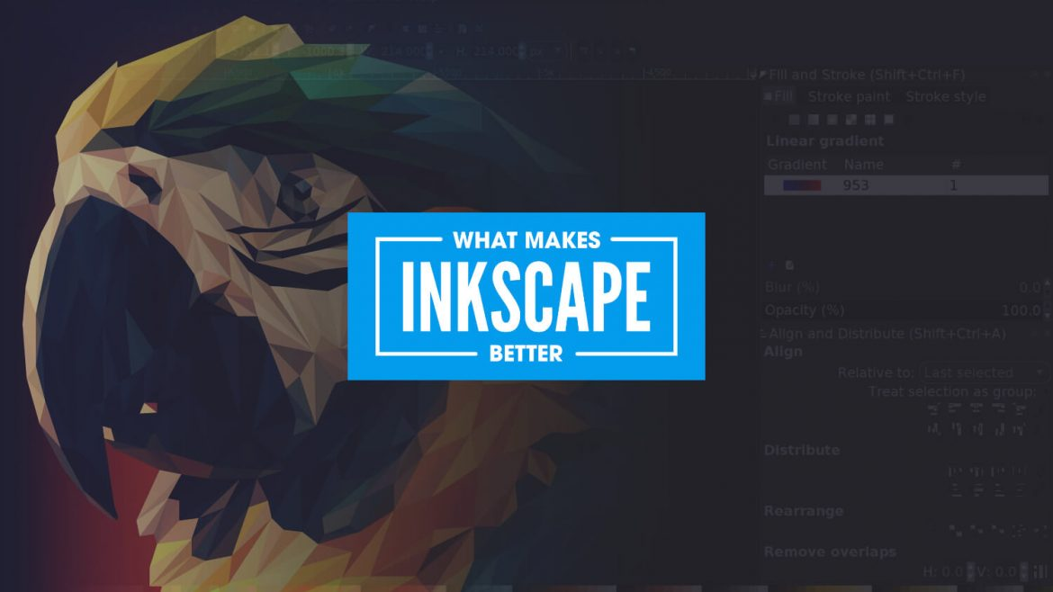 Why I Like Inkscape Better Than Illustrator