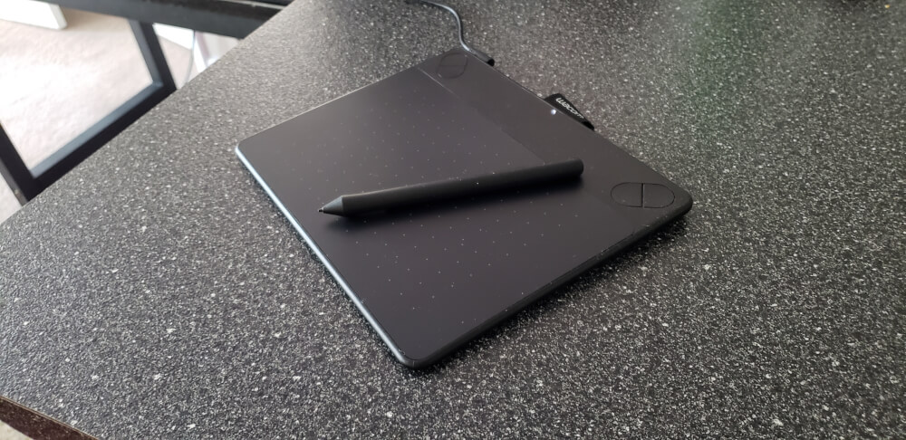 Wacom Drawing Tablet