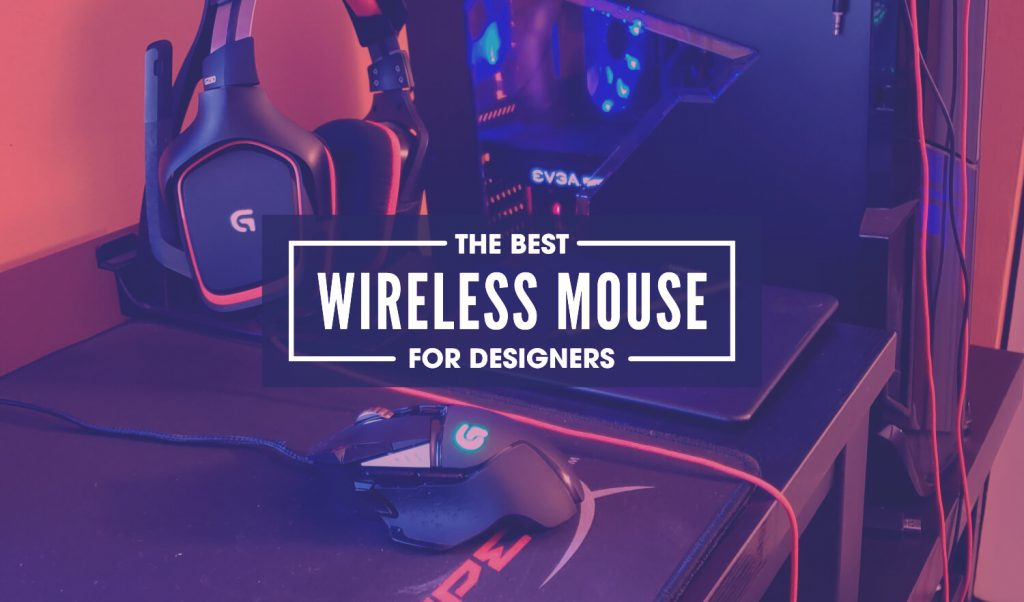 Best wireless mouse for designers