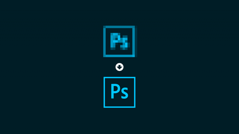 How to vectorize a PNG logo with Photoshop