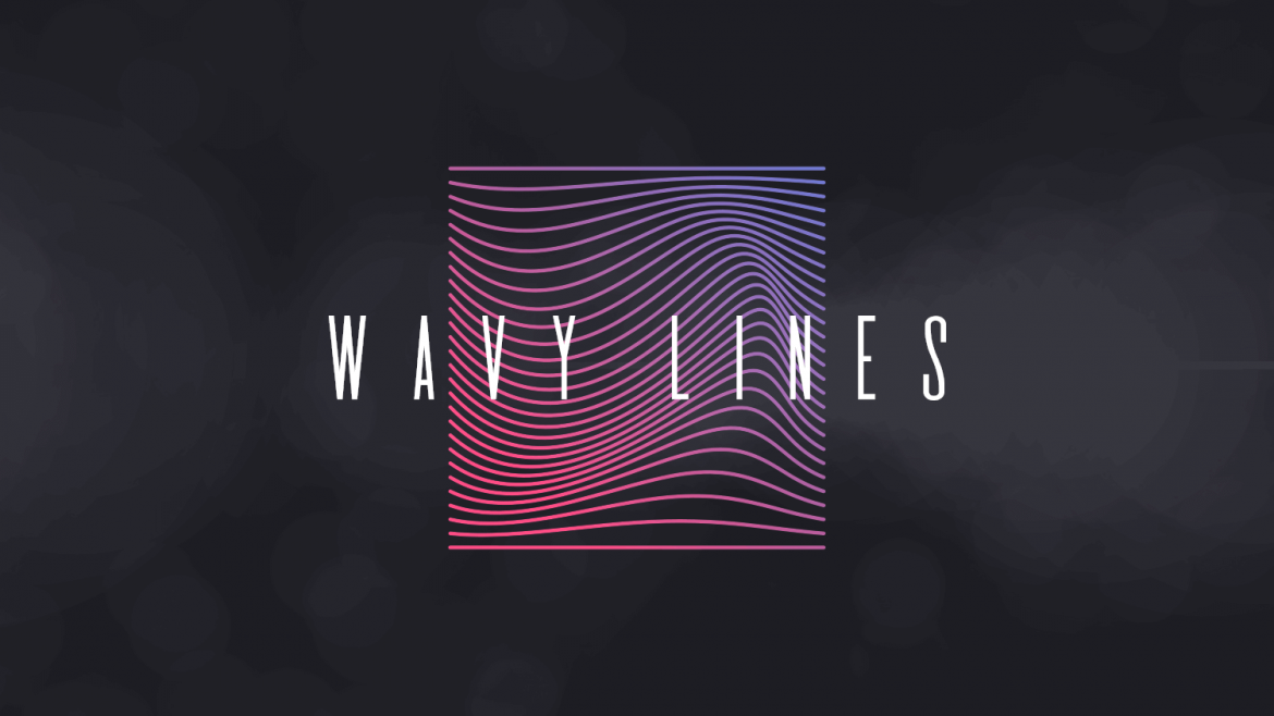 Inkscape wavy lines tutorial