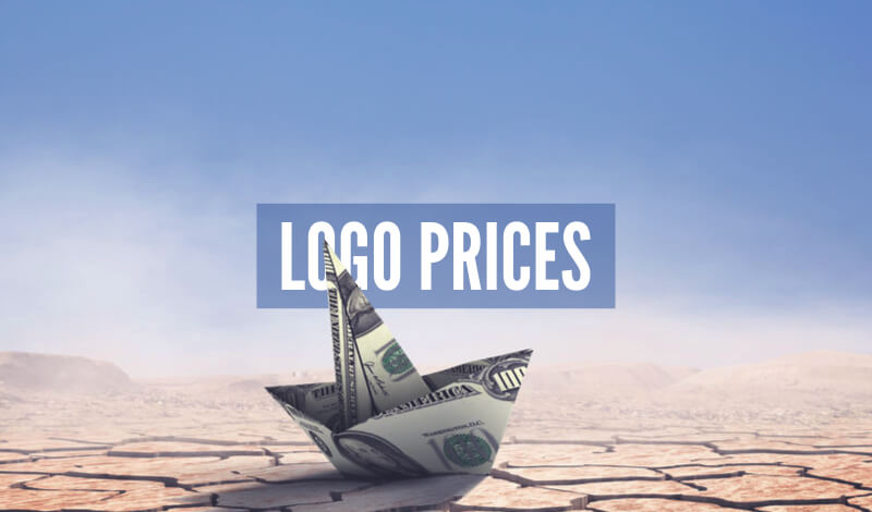 Average cost of a logo design in 2019