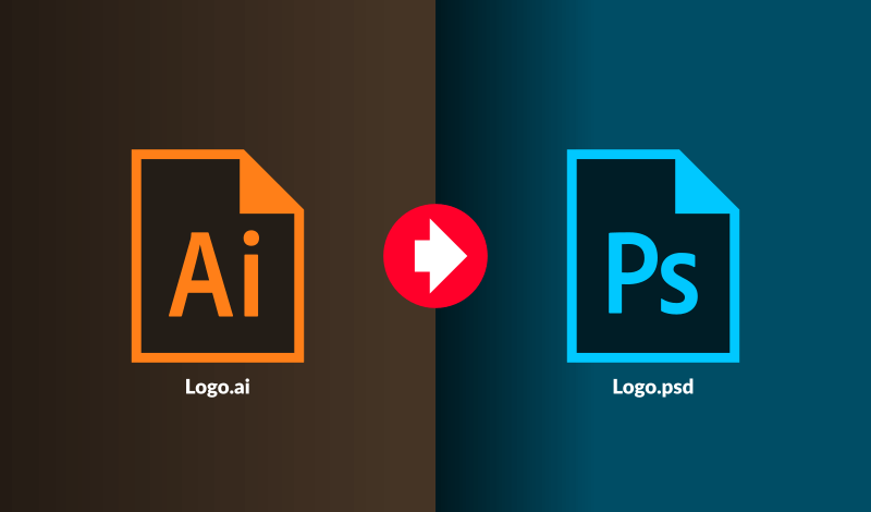Export a layered PSD file from Illustrator