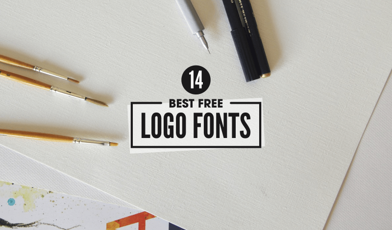 Best free logo fonts