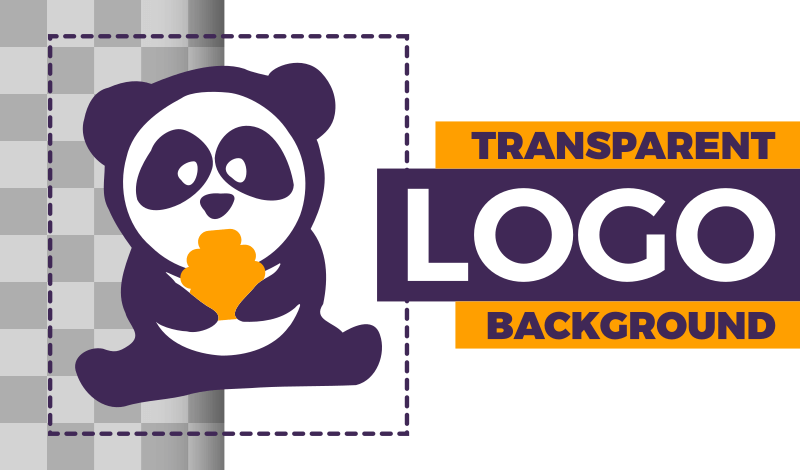 How to make a logo background transparent