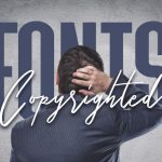 How to tell if a font is copyrighted
