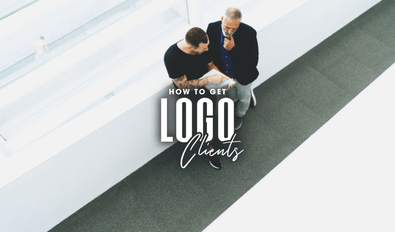 How To Get Logo Design Clients