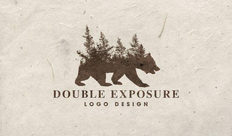 Inkscape double exposure effect