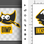 Inkscape vs GIMP