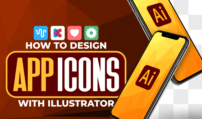 How to design app icons with Adobe Illustrator