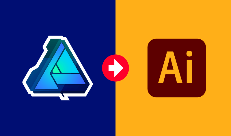 How to save as AI with Affinity Designer