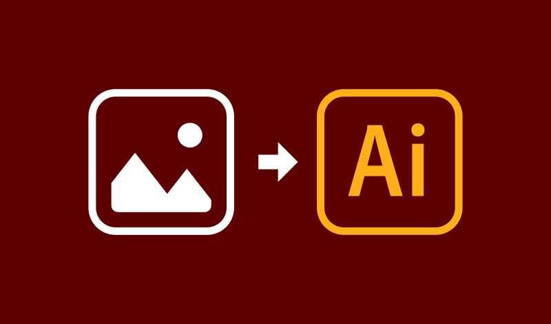 Embed all images in Illustrator