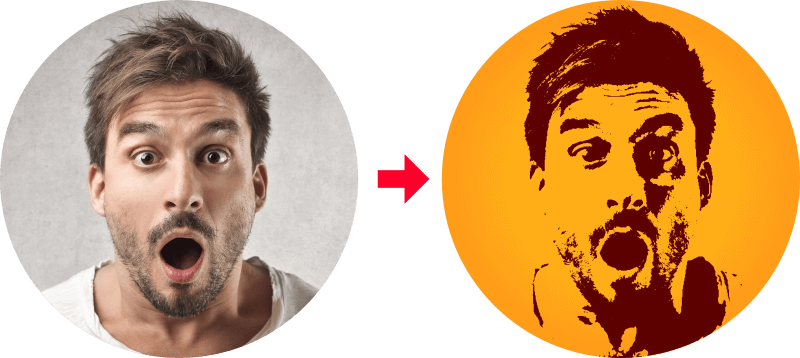Vector image tracing