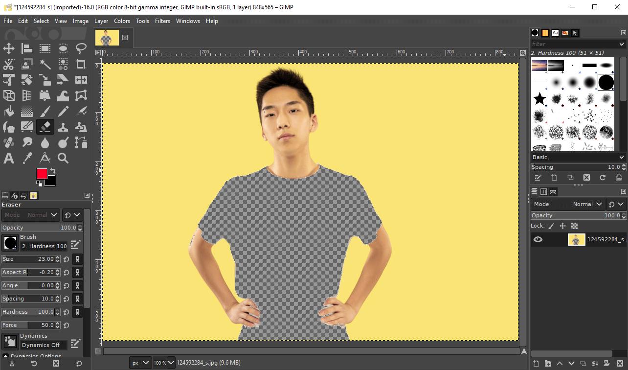 Finished edit